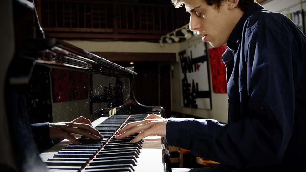 Nick Sanders – Pianist & Composer
